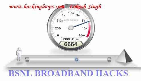 Speed Up your BroadBand Speed