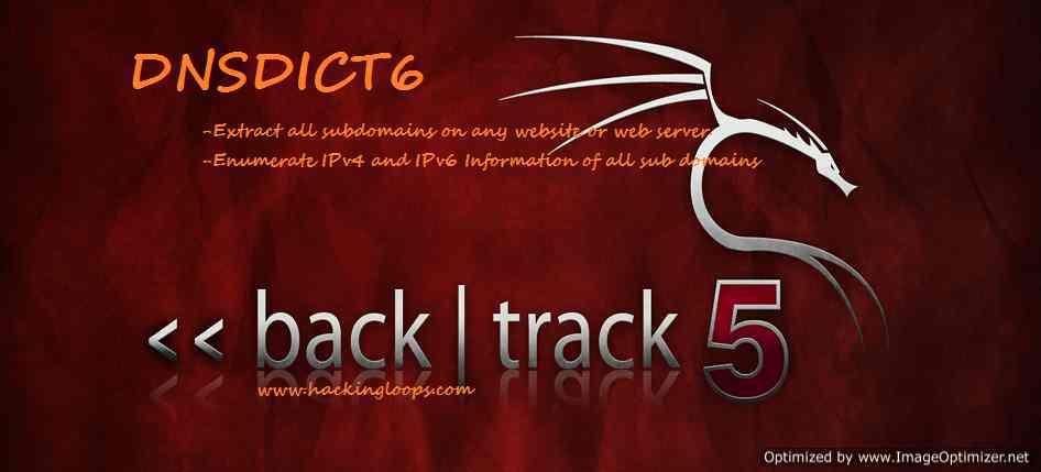 DNSDICT6 Tool Tutorial