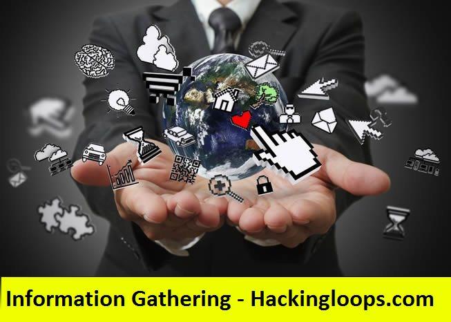 Information Gathering Penetration Testing Tools