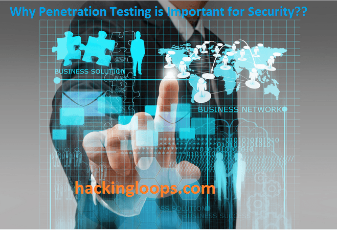 Importance of Penetration Testing in IT