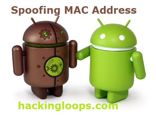 How to Spoof MAC Address of Android SmartPhone