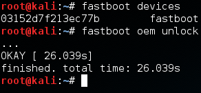 fastboot-list-and-unlock