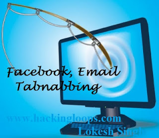 Advanced Tabnabbing, Hack Facebook, Gmail, Yahoo , Hotmail etc