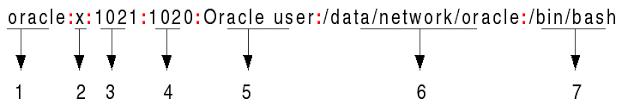 /etc/passwd file format