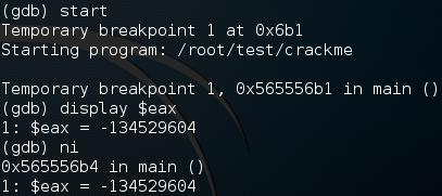 How to Solve the Crackme Challenge (A Small Reverse
