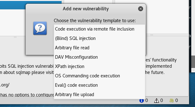 Adding more vulnerability tests