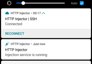 HTTP Injector: Maintaining your privacy on your mobile phone