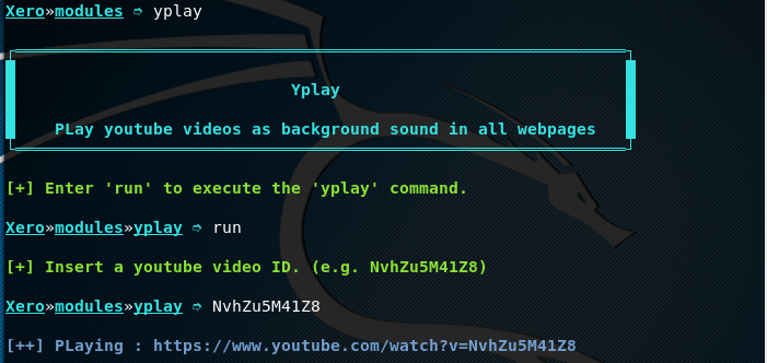 Yplay module