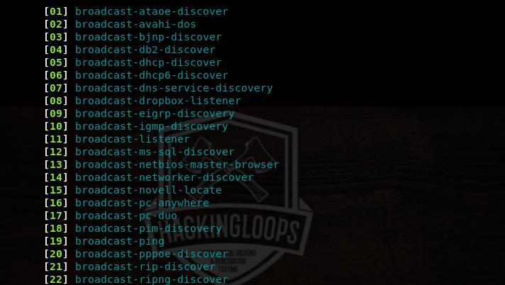 broadcast scripts