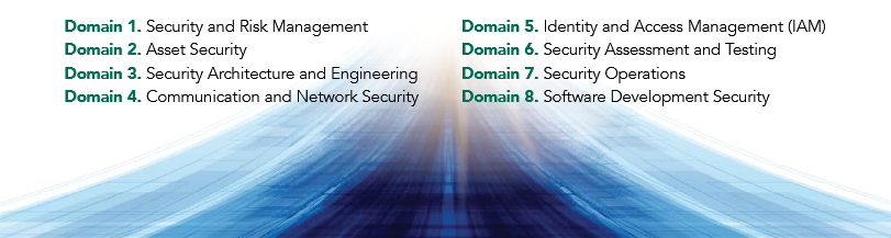 do cissp holders rule the world  plus domain breakdown