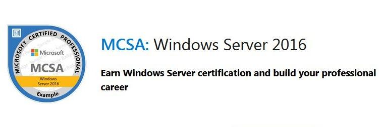 Active Directory MCSA