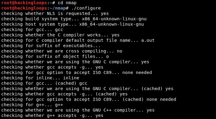 configure file check