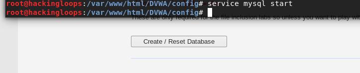 database error fixed