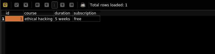 row-1 created