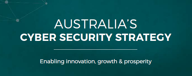 Australia cybersecurity strategy