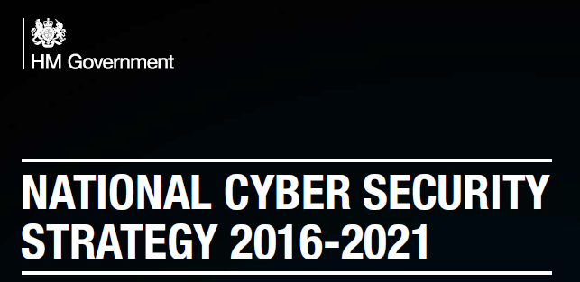 UK cybersecurity strategy