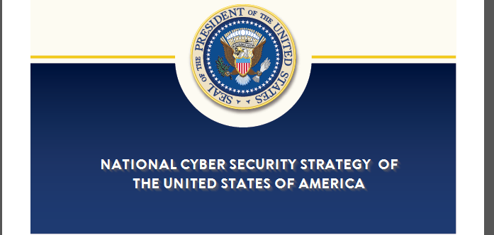 national cybersecurity strategy usa