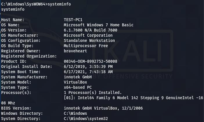 netcat example command