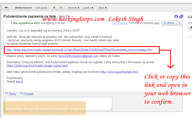 How to get 3 month Premium License of AVG Internet Security