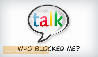 How to Find Who is Invisible or blocked you on Google chat/Gtalk