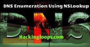 dns-nslookup-information gethering