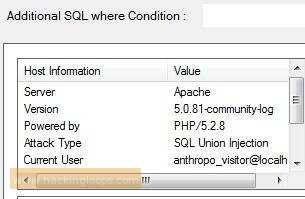 Hacking websites : How to hack websites By using SQL Injection