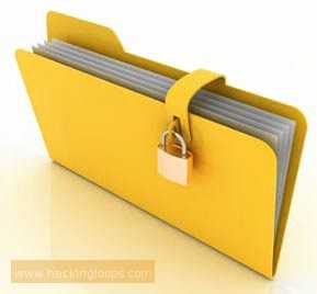 How to Make Invisible Password Protected Folder?